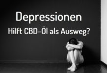 Cannabidiol Öl gegen Depressionen