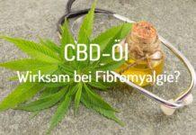 Cannabidiol Öl bei Fibromyalgie