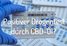 Drogentest bei CBD Öl