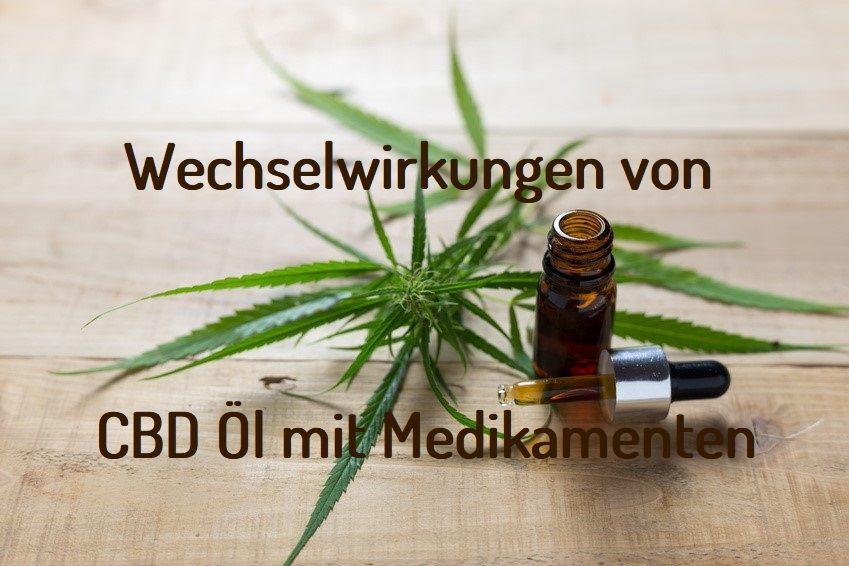 CBD und Medikamente