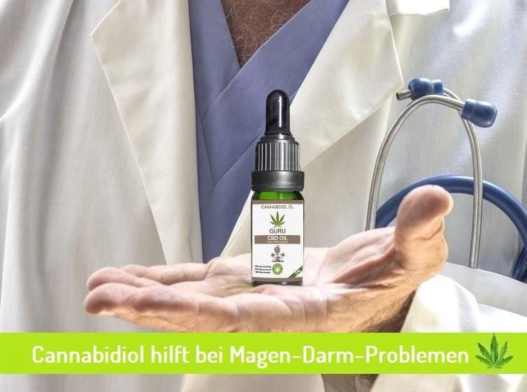 CBD-Öl Magen-Darm