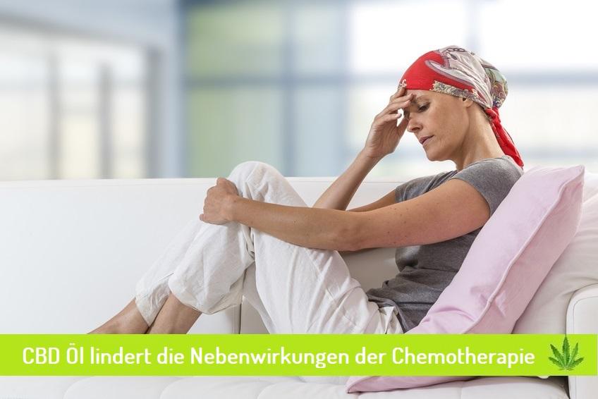 CBD Öl bei Chemo