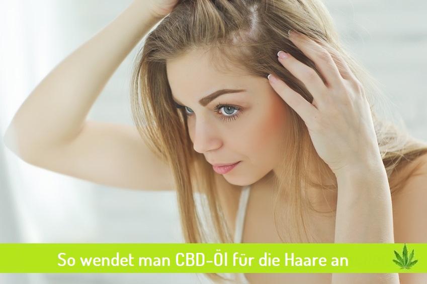 CBD Haare
